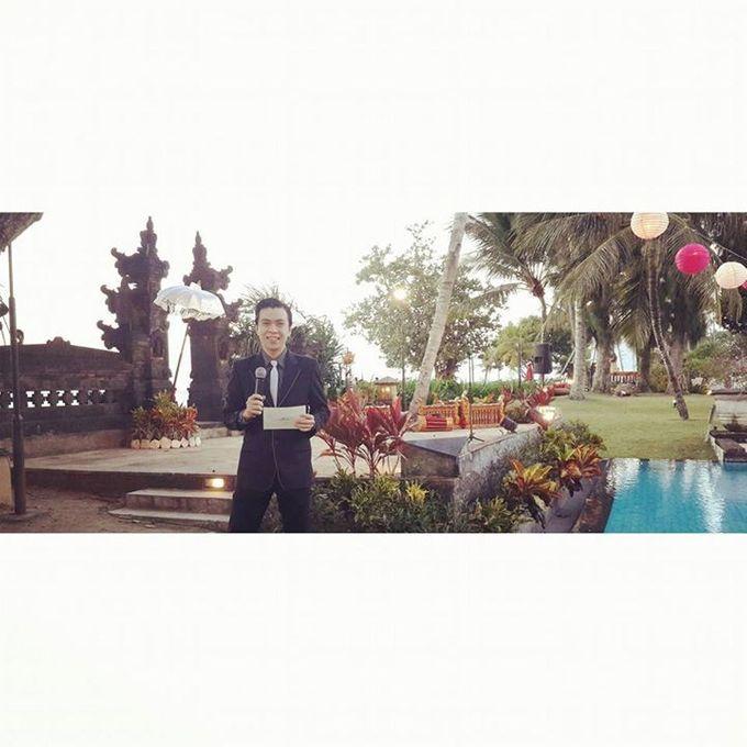 MC YULIUS SETIAWAN @ The Patra Bali ( 17-8-1014 ) by MC YULIUS SETIAWAN - 002