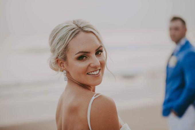 Bridal Hair & Make Up by GLO DAY SPA & SALON BALI - 005