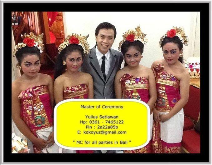 MC for Bali by MC YULIUS SETIAWAN - 015