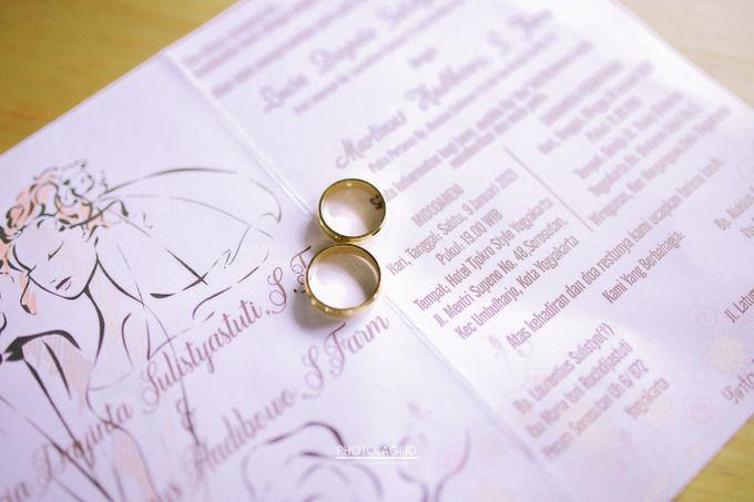 Holy Matrimony / Pemberkatan for Yinta + Adi by Photolagi.id - 007