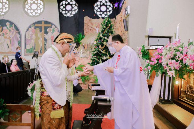 Holy Matrimony / Pemberkatan for Yinta + Adi by Photolagi.id - 018