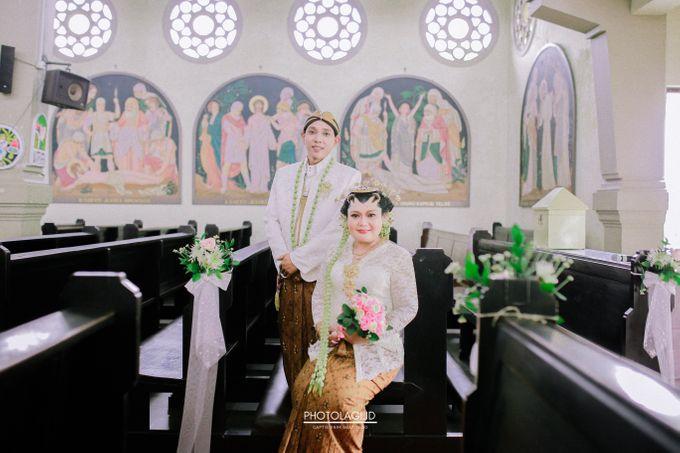 Holy Matrimony / Pemberkatan for Yinta + Adi by Photolagi.id - 019