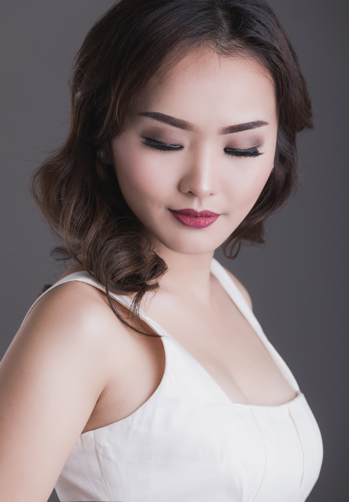 Pre-wedding makeup by Troy Makeup Artist - 011
