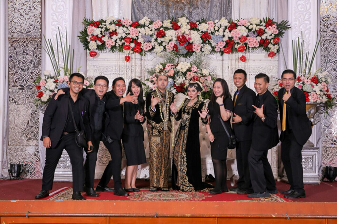 Fida Angga Wedding by Serenity wedding organizer - 002