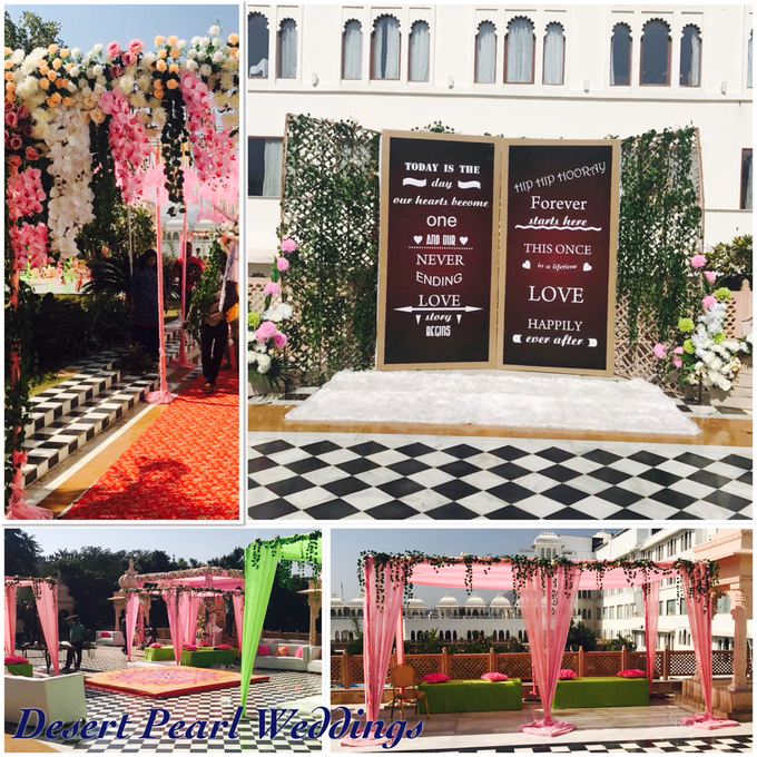 Wedding planner in udaipur by Desert Pearl Entertainment - 018