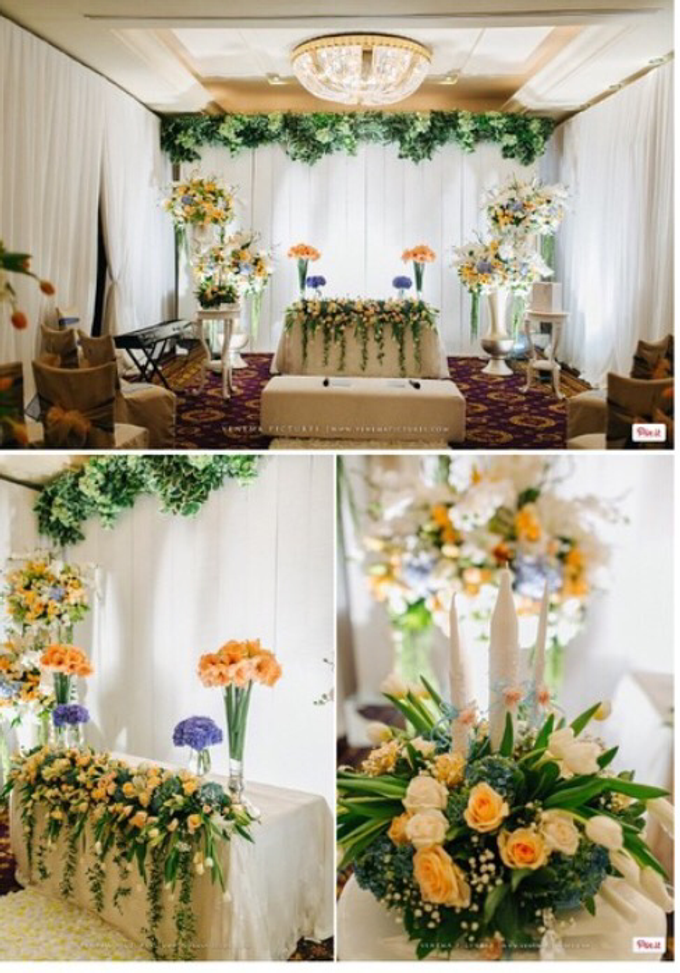 Edy & Dovieke Wedding by MOSCATO MOMENTS EVENTS - 017