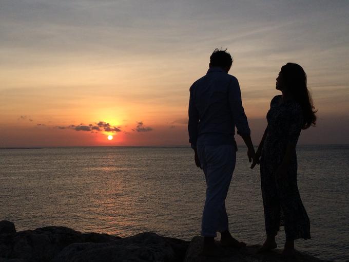 Romantic sunset in bali by Yn.baliphotography - 008