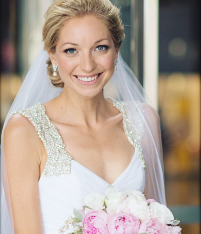 Bridal makeup  by Mobile Makeovers - 001