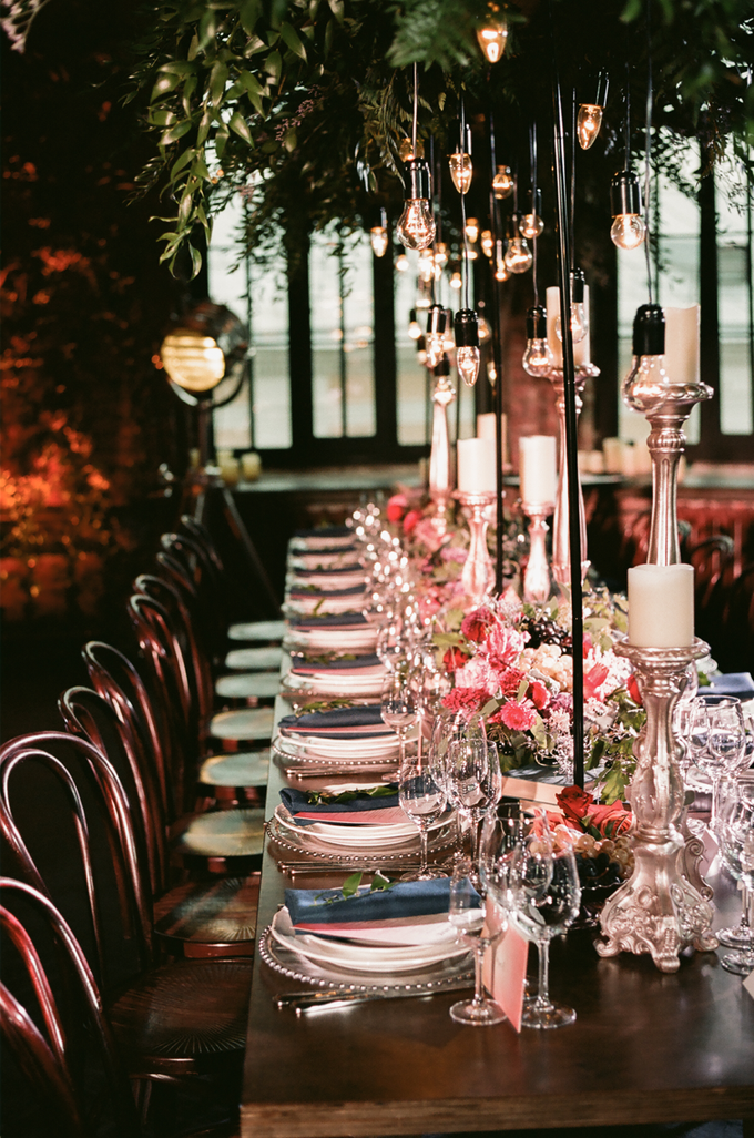 Loft Wedding dinner M&A by WeDoAgency - 008