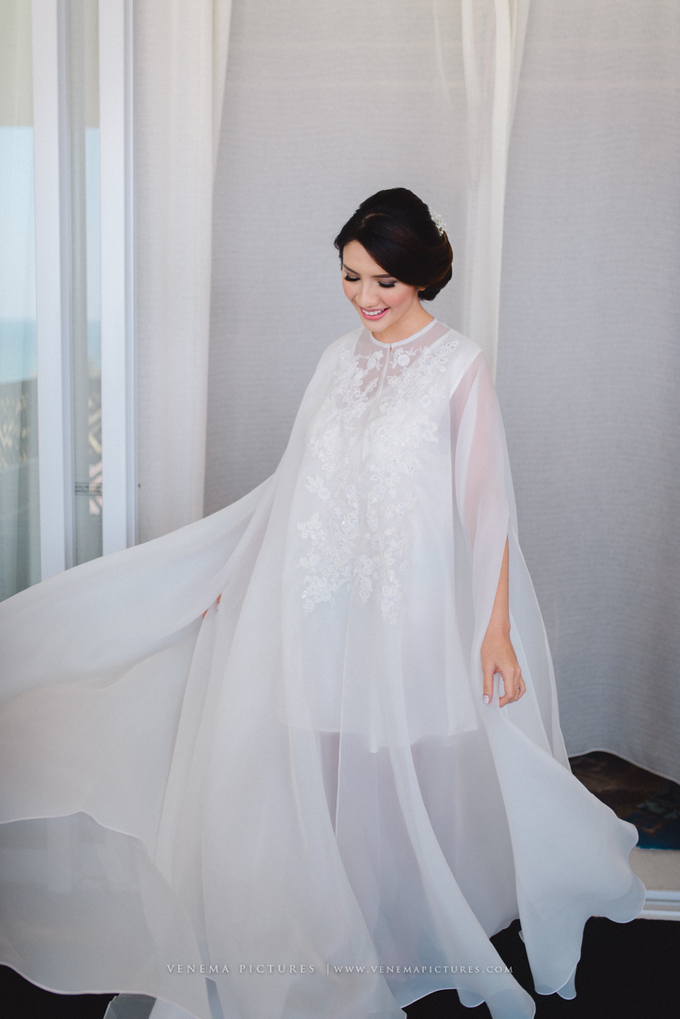 Bali Wedding : Acha & Andy Holy Matrimony by Elsie Chrysila Brides - 002