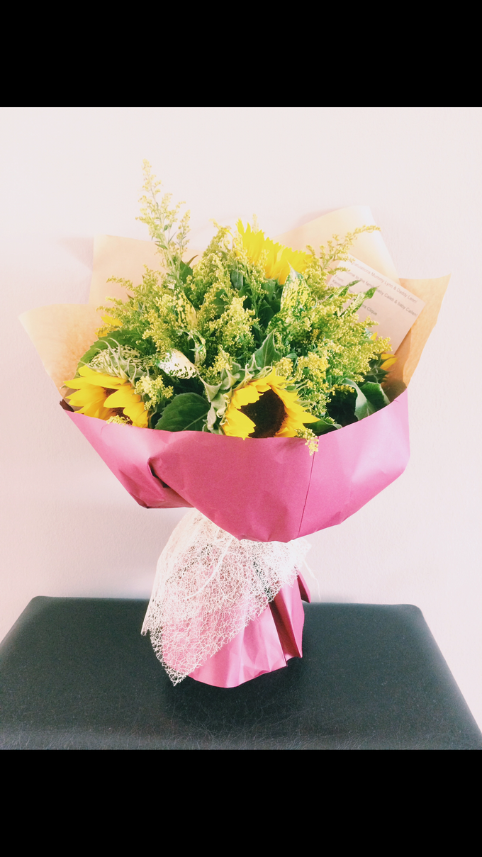 Bespoke Flower Bouquets by A. Floral Studio - 015