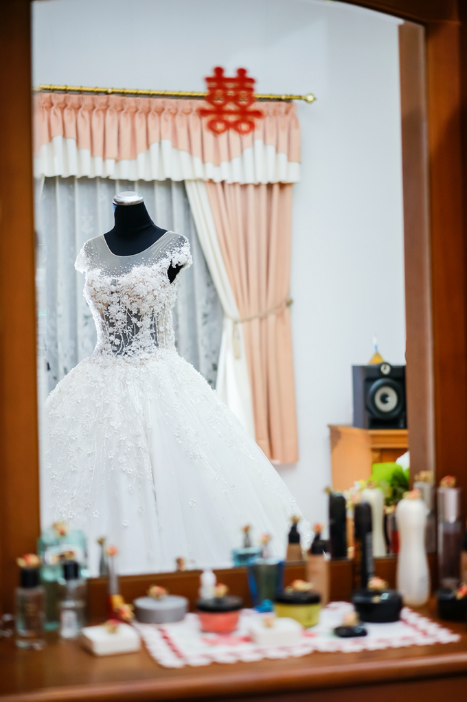 Daniel + Sisca Wedding Day by Blooming Box Photography - 006
