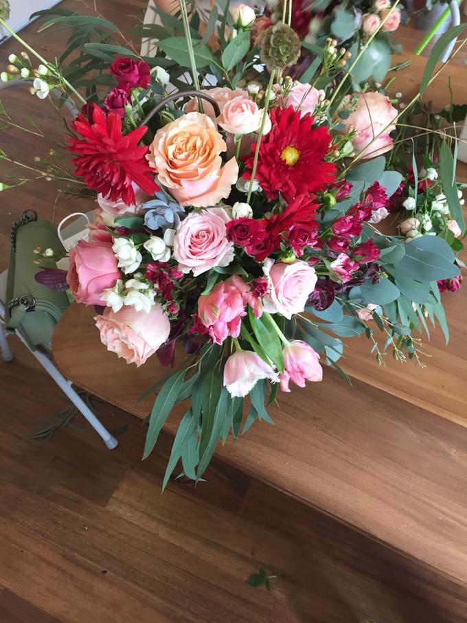 Floral Journal  by D'Alexandra Flowers - 014