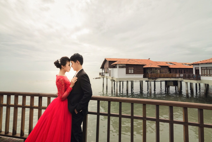 Pre-Wedding Bridal Portraits by Avillion Port Dickson - 005