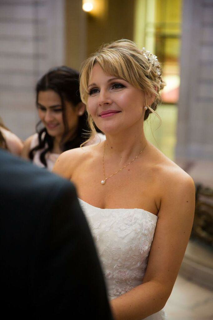 Bridal makeup and hair  by Lilianbeauty - 016