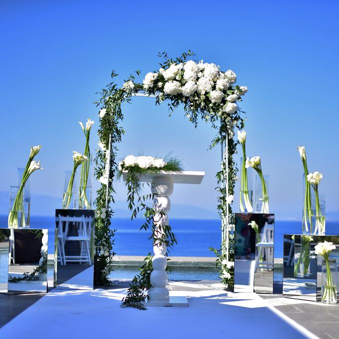 Louanna & Haitham Wedding by Nilyum Wedding & Event Design - 002