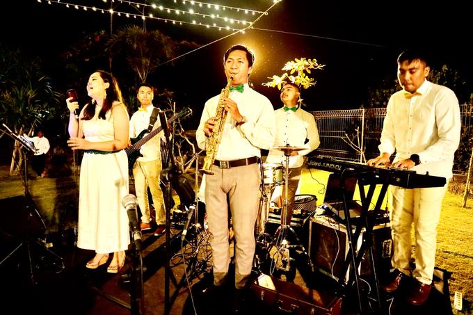 Deo Carera Wedding Reception By Middle Hi Band Bridestory