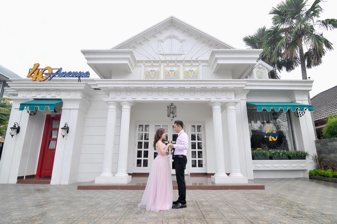 Story of Prewedding : Nova & Alvi by glamour photography - 004