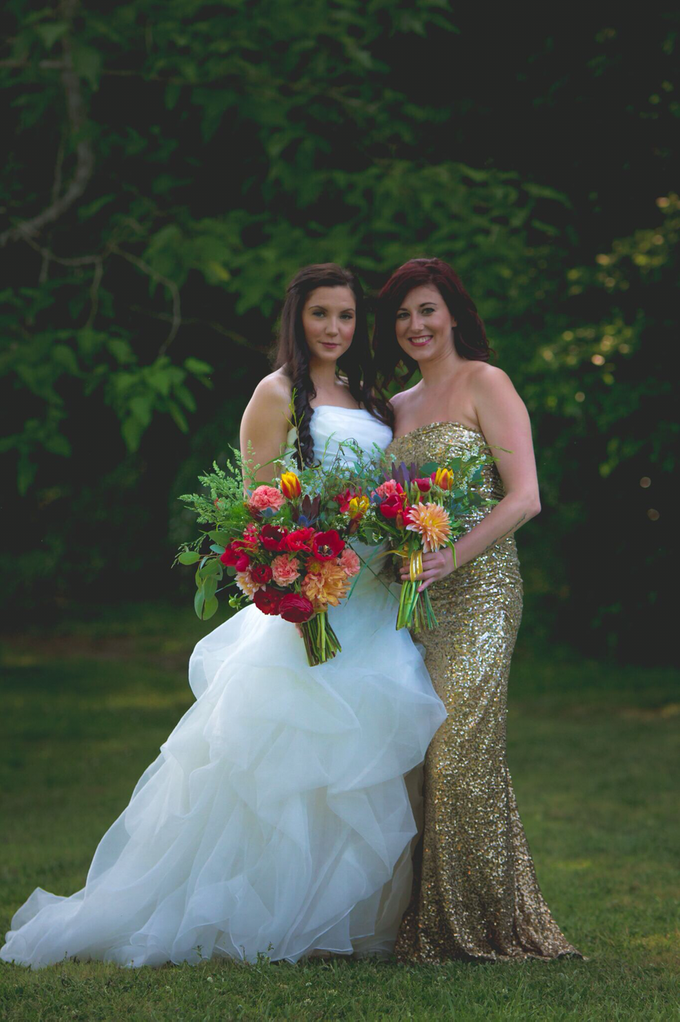 Southern summer wedding  by L&A Event Designs - 009