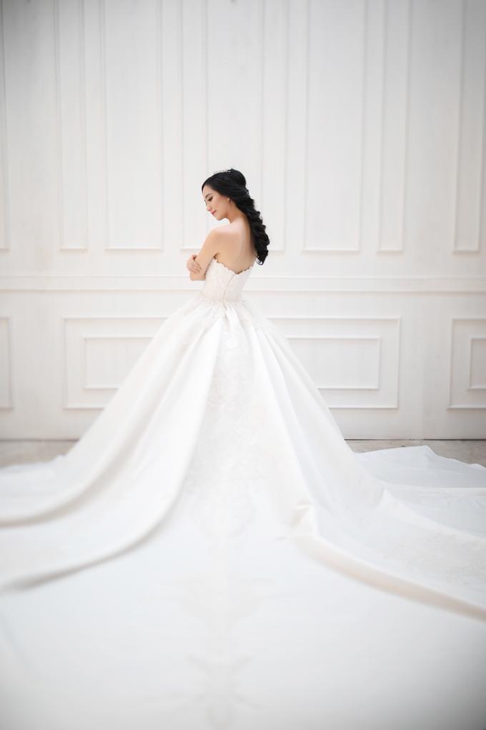 Wedding photoshoot by Chesara Makeup - 004