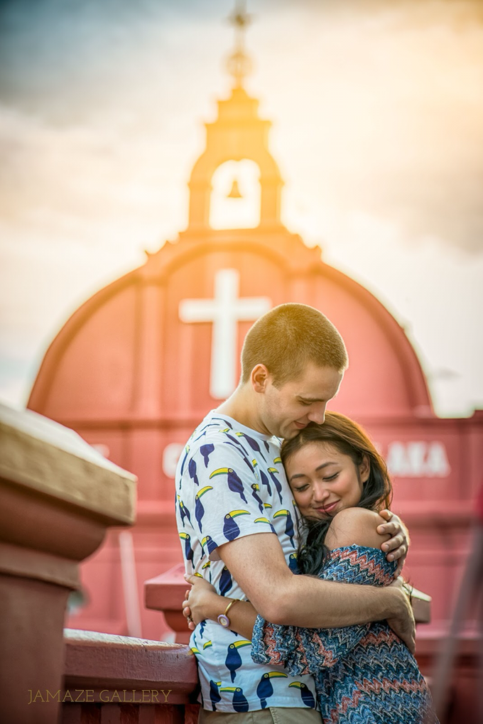 Jacob & Hannah Engagement Portrait Shooting by Jamaze Gallery - 003