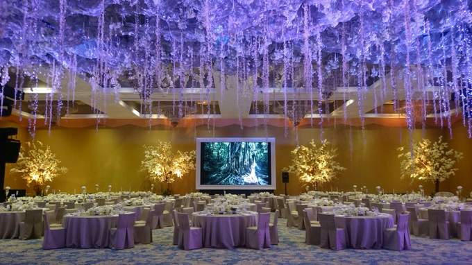 The Wedding of Steve & Roberta by Flora Lines Decoration - 002