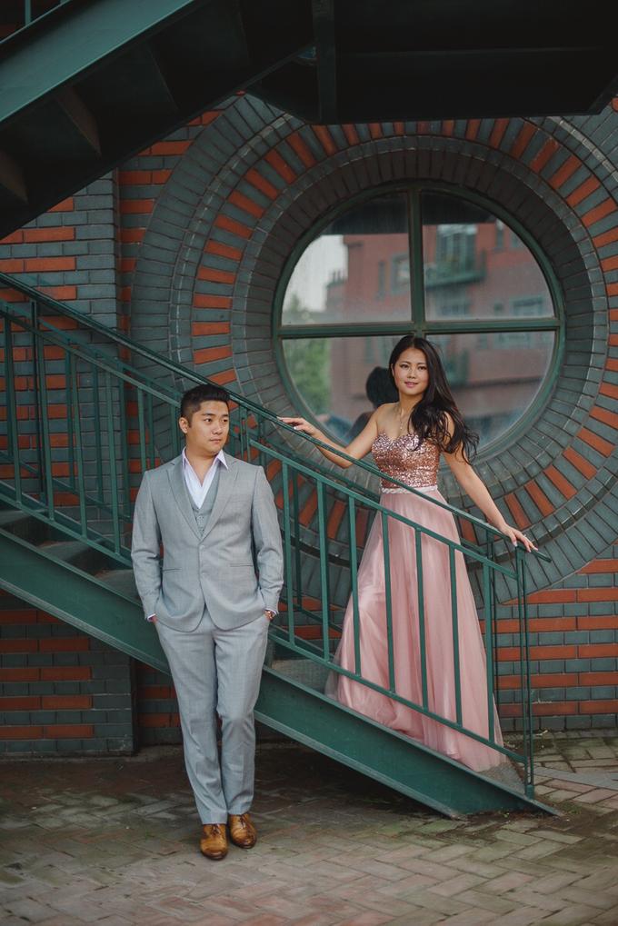 Shanghai Prewedding - Steven & Moon by Gusde Photography - 019