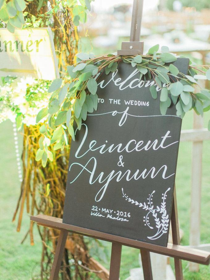 Vincent & Aynun Wedding by AiLuoSi Wedding & Event Design Studio - 005