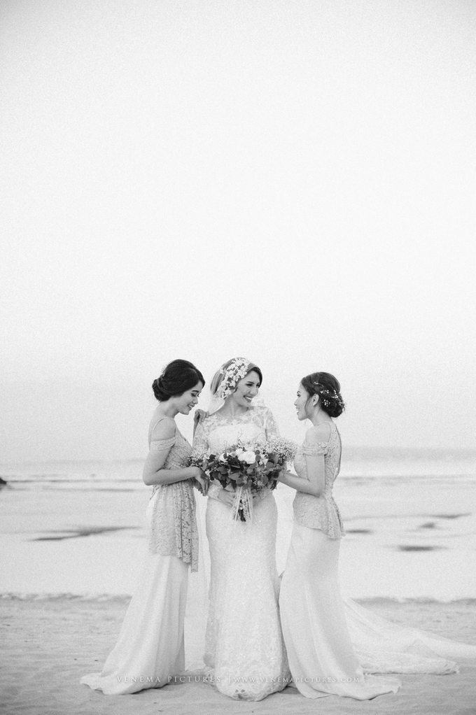 Bali Wedding : Acha & Andy Holy Matrimony by Elsie Chrysila Brides - 028