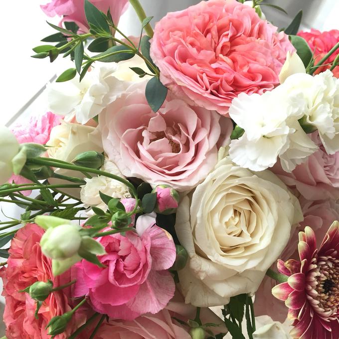 Floral Journal  by D'Alexandra Flowers - 009