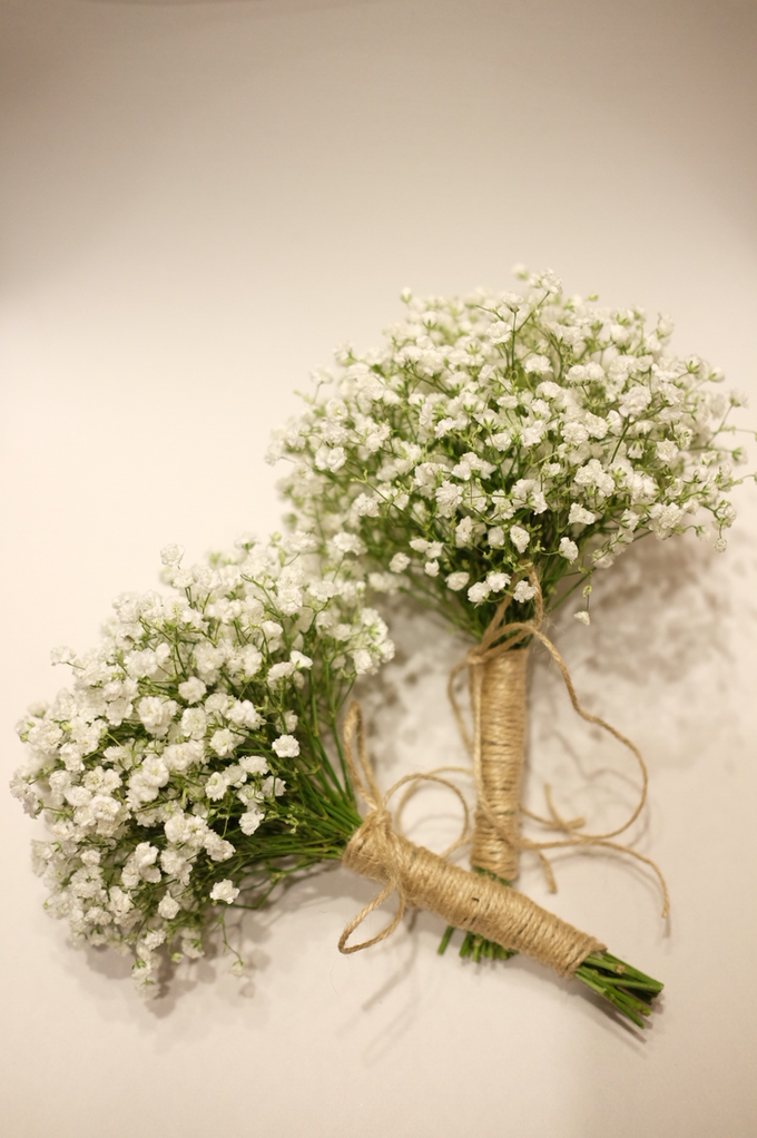 Prima & Luke Holy Matrimony by La Bloom Florist - 009
