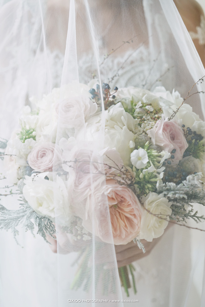 Bridal Bouquets by Fleuri - 006