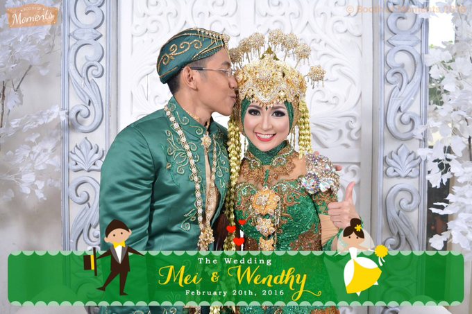 Mei & Wendhy Wedding by Booth of Moments - 001