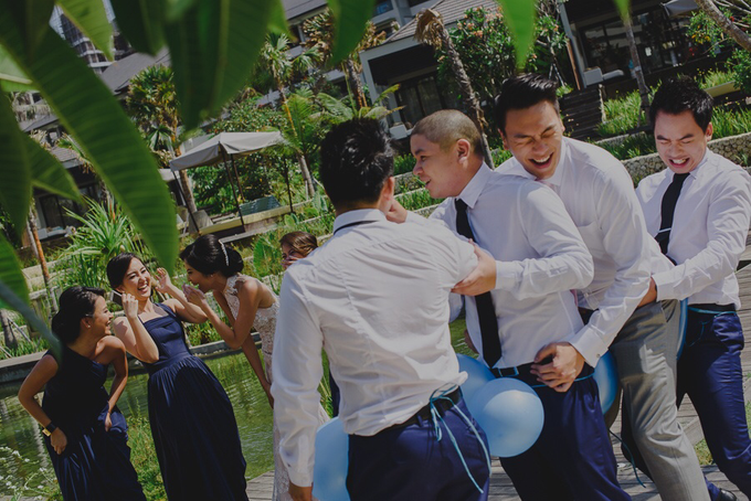 Andy & Vincentia Wedding by Gusde Photography - 007