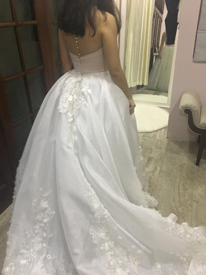 Wedding Gown by GÍSELA - 002