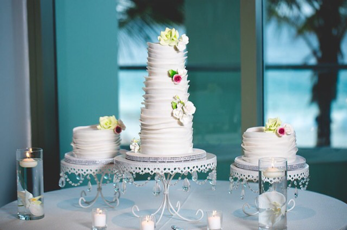 Wedding cakes by Love At First Bite - 007