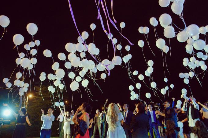 We can fly away by Wedding planner Oksana Bedrikova - 050