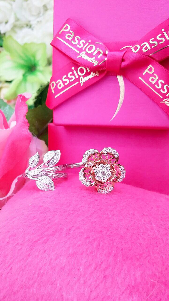 Diamond for life diamond for love by Passion Jewelry - 033
