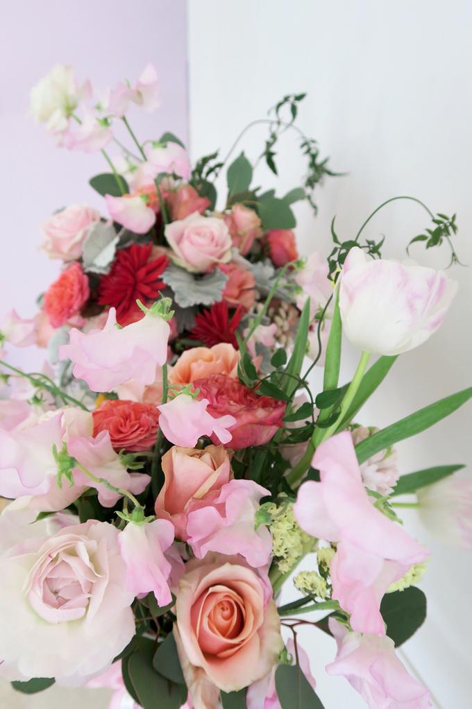 Floral Journal  by D'Alexandra Flowers - 031