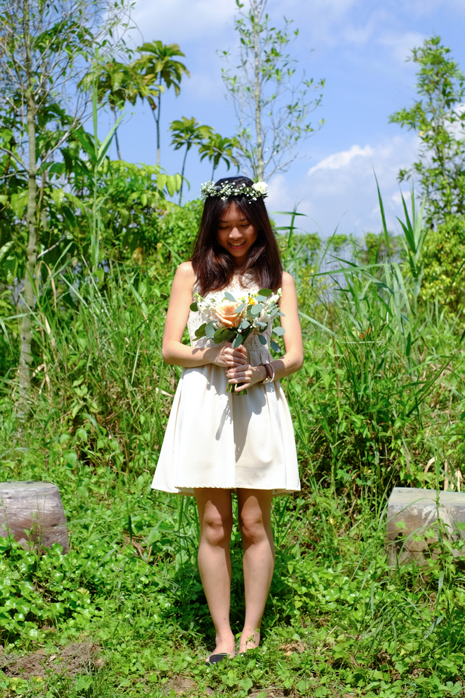 Rustic Garden Style by Liz Florals - 005