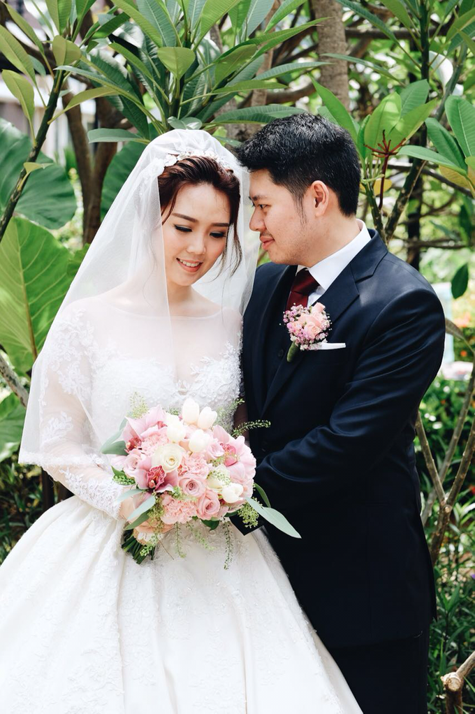 Willy & Olyvia Wedding Day by AS2 Wedding Organizer - 015