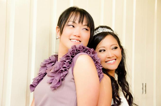 Wedding | Yosephine & Robert by Felicia Sarwono Makeup Art - 018