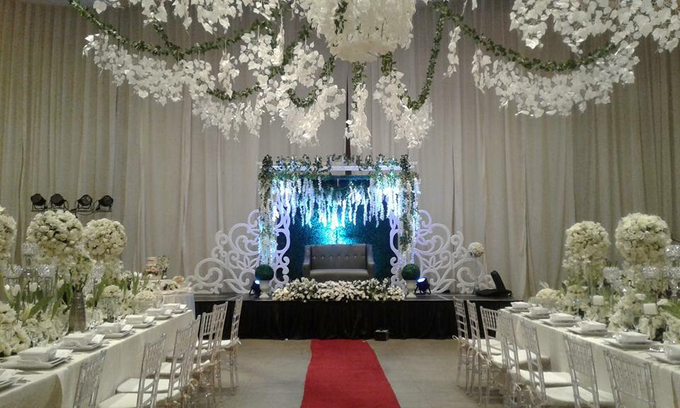 Couples Backdrop by Hizon's Catering - 006
