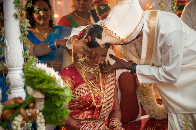 Kumaran & Rathinee Indian Wedding Ceremony by Jamaze Gallery - 011