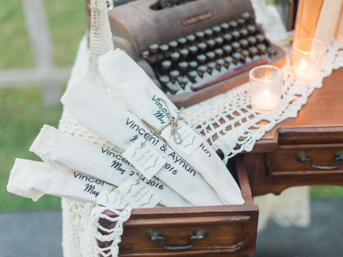 Vincent & Aynun Wedding by AiLuoSi Wedding & Event Design Studio - 006