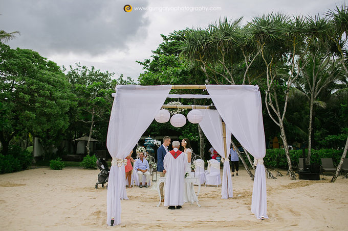 ILZE & MARTINS Wedding by Courtyard by Marriott Bali Nusa Dua - 027