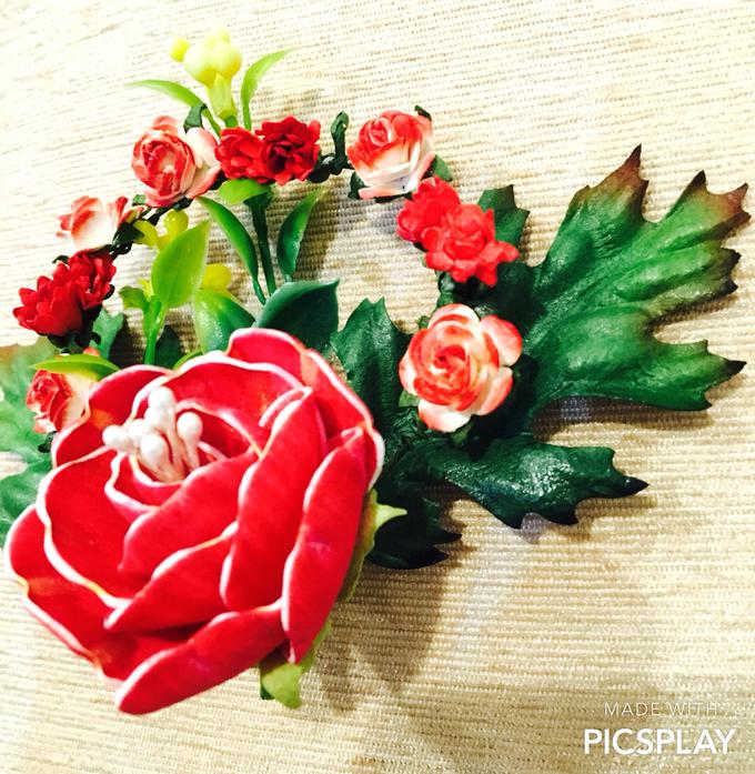 Handmade Flower Corsage by Wedding Needs - 006