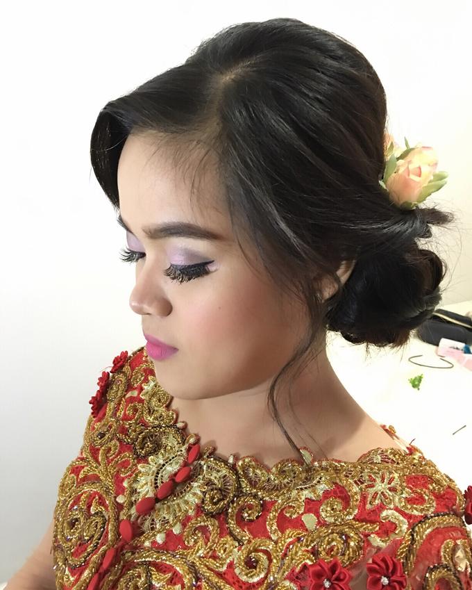 Hair & makeup by vinamakeupartist - 012