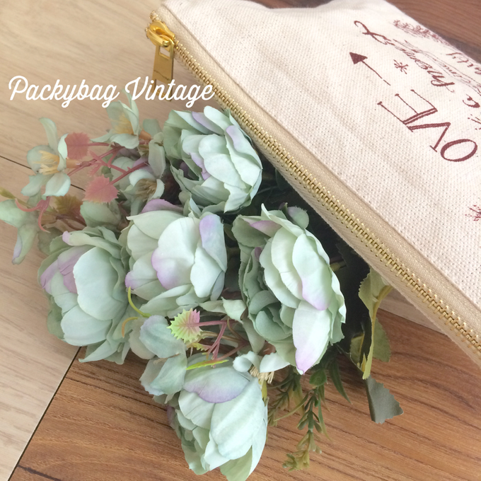Anniversary wedding Favor  by Packy Bag Vintage - 001