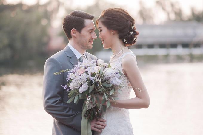 Sampran Village Thailand Wedding  by Fleuri - 021